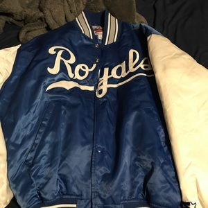 Royals Large starter jacket